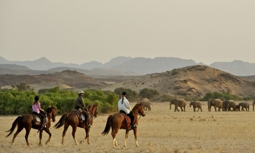 Damaraland Horse Riding Safari