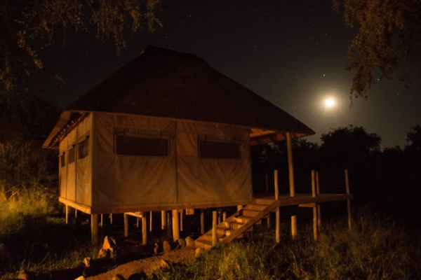 Romantic Tented Camps