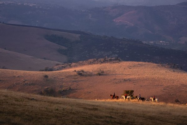 Horse riding in Swaziland