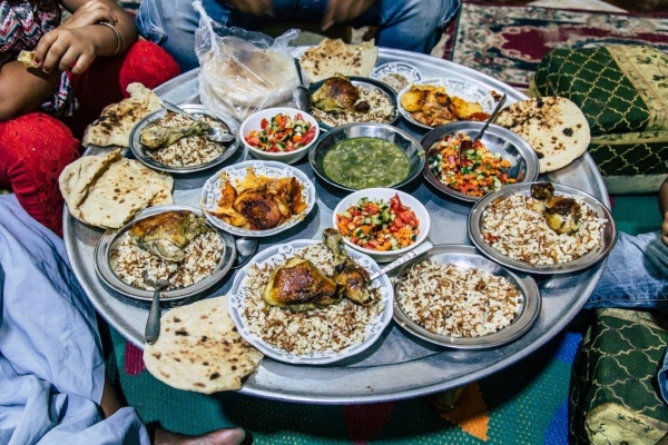 Traditional Egyptian Food